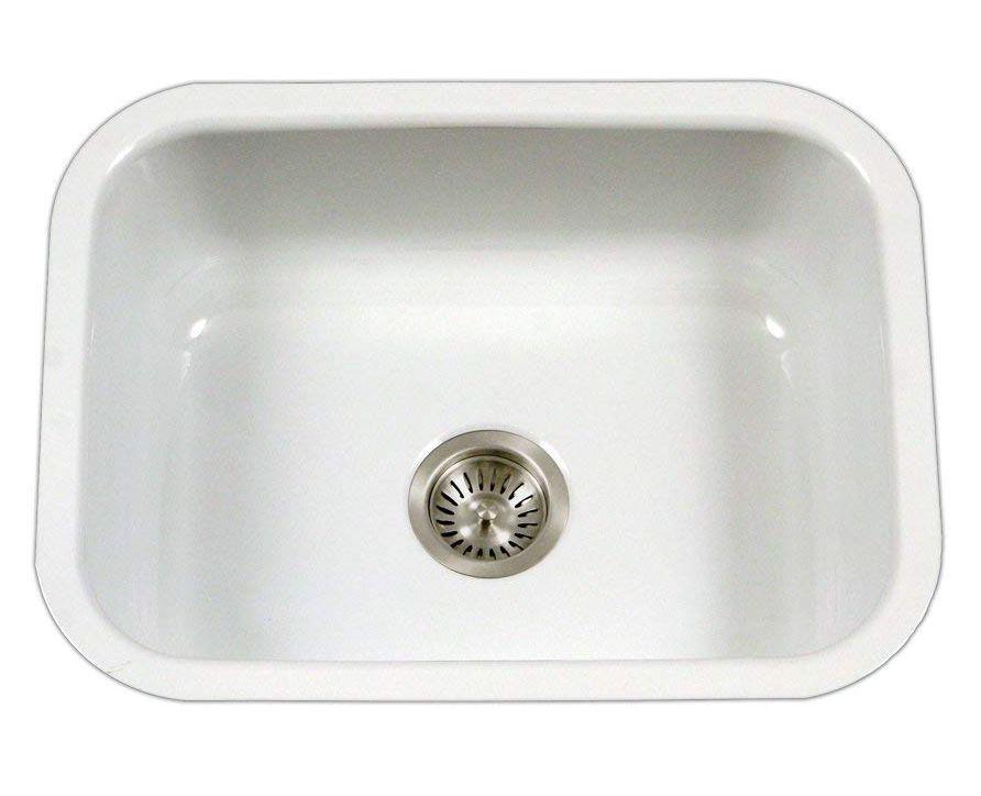 12 Best White Kitchen Sinks Plus 1 To Avoid 2020 Buyers Guide Sink White Kitchen Sink Porcelain Kitchen Sink