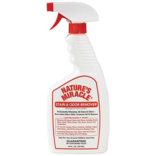 Natures Miracle Stain And Odor Remover Trigger Spray