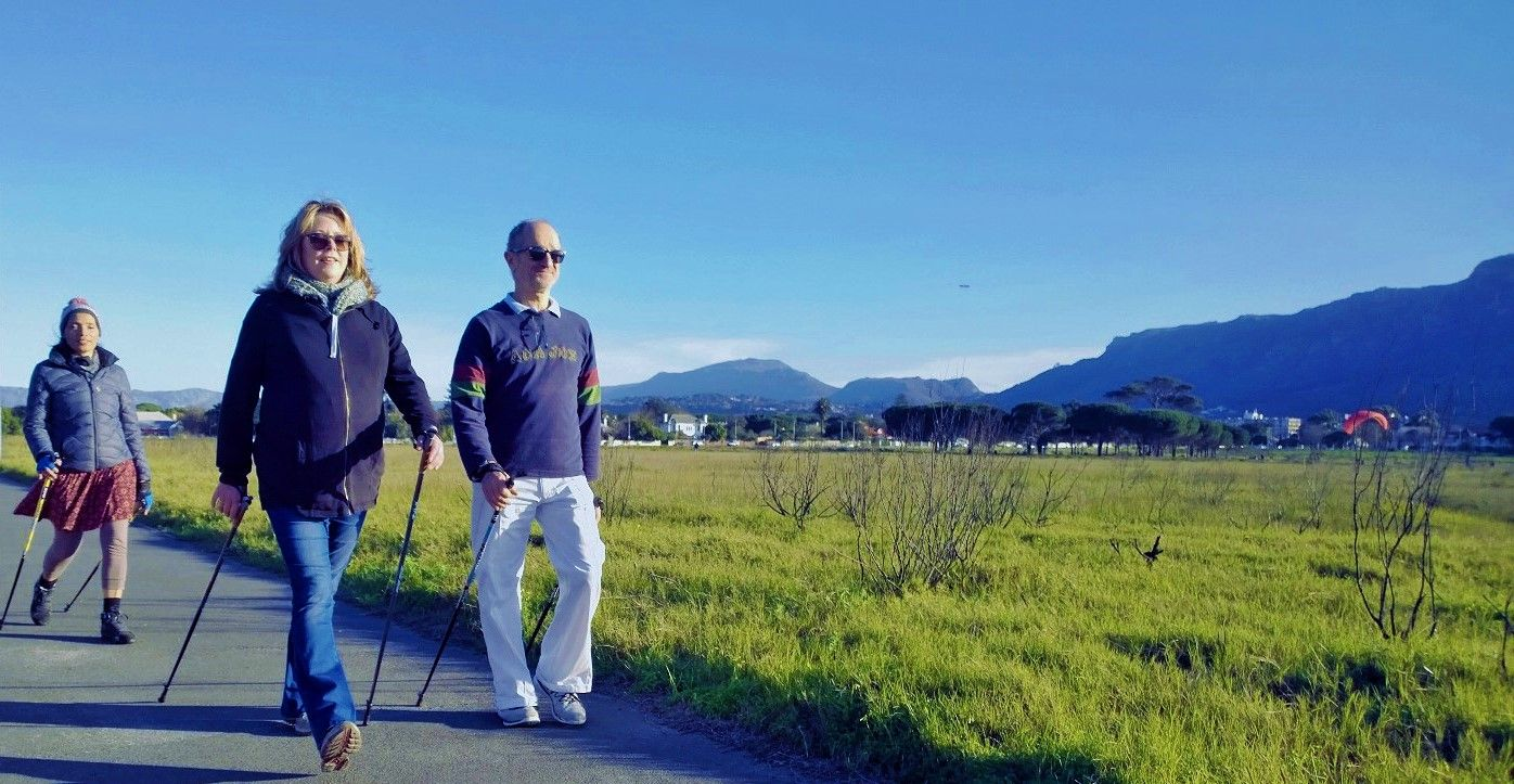 Hugh Joseph Southpole And South Africa S Premier Nordic Walking
