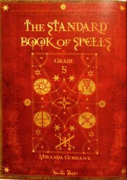 The Standard Book Of Spells Grade 1