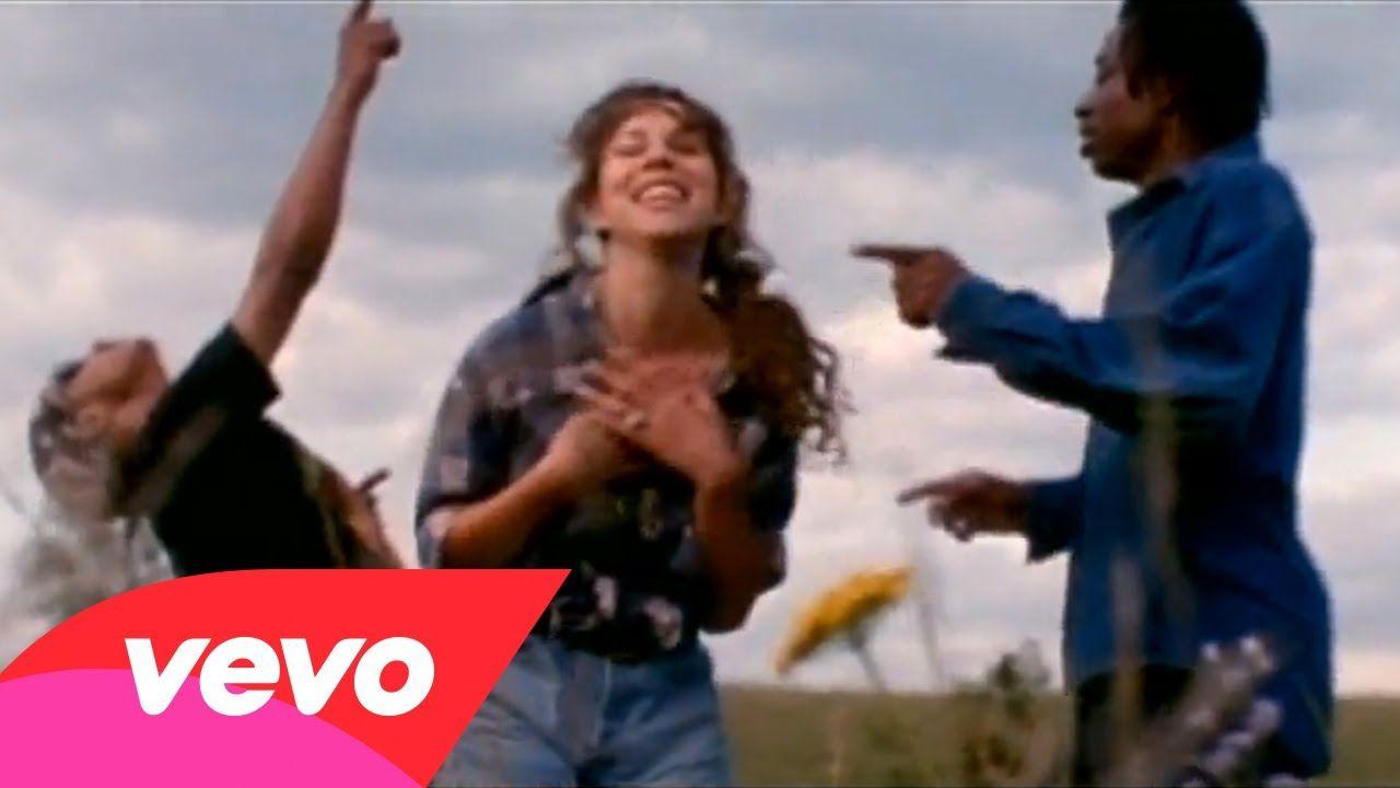 Mariah Carey - Dreamlover // I was a huge Mariah fan!