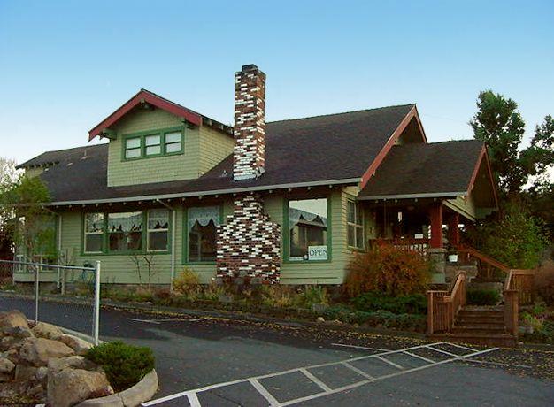 The Mckay Cottage Bend Oregon Best Breakfast In Bend Mckay Cottage Bend Oregon With Images Cottage Restaurant