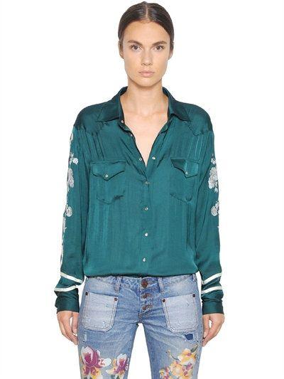 San Cerena Shirt - Shirts | OneTeaspoon
