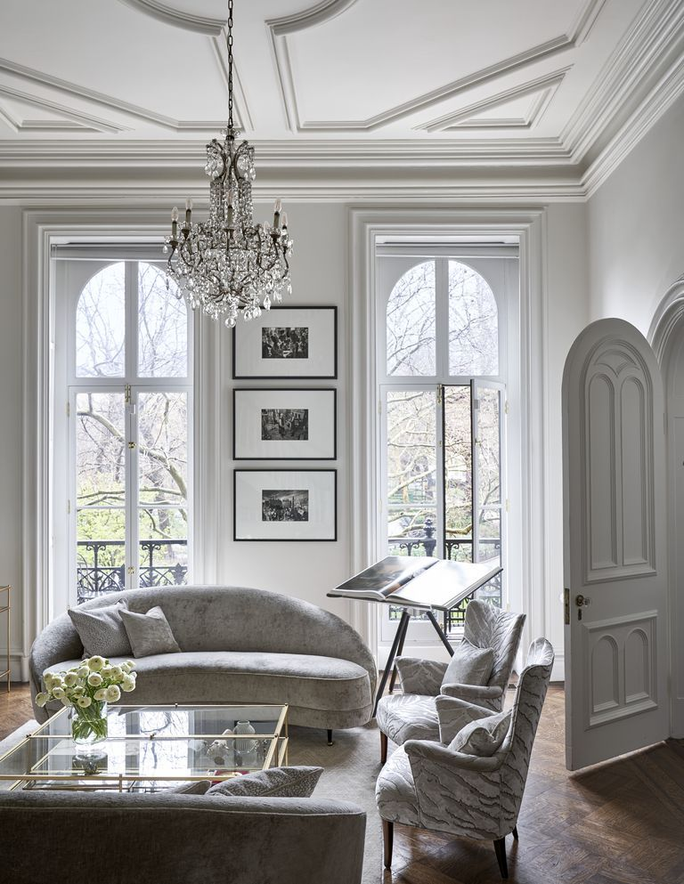 Inside Baz Luhrmann And Catherine Martin S Elegantly Theatrical New York Townhouse Living Decor Living Room Interior Living Room Inspiration #new #ideas #for #living #room