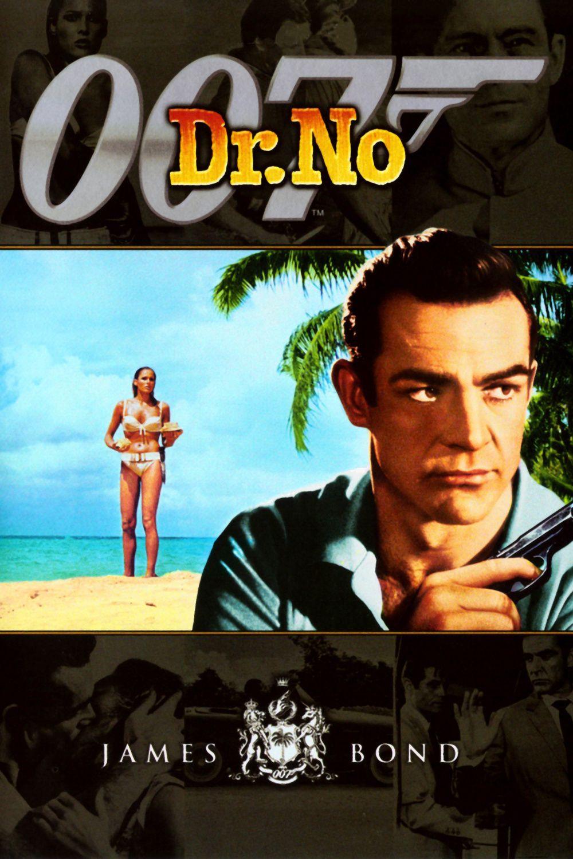 Dr No Sean Connery Ursula Andress And Bernard Lee Com Imagens