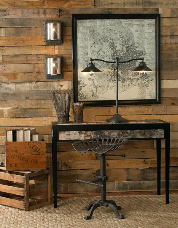 europaletten recyceln diy m bel aus holzpaletten industrial style pinterest. Black Bedroom Furniture Sets. Home Design Ideas