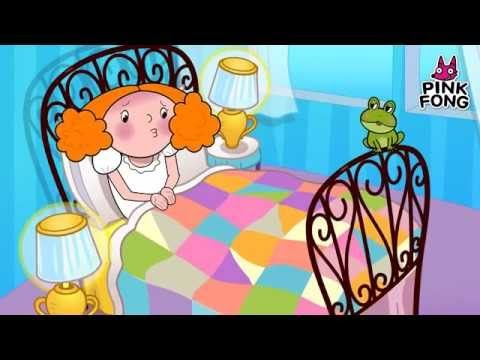 The Princess And The Frog Fairy Tales Musical PINKFONG