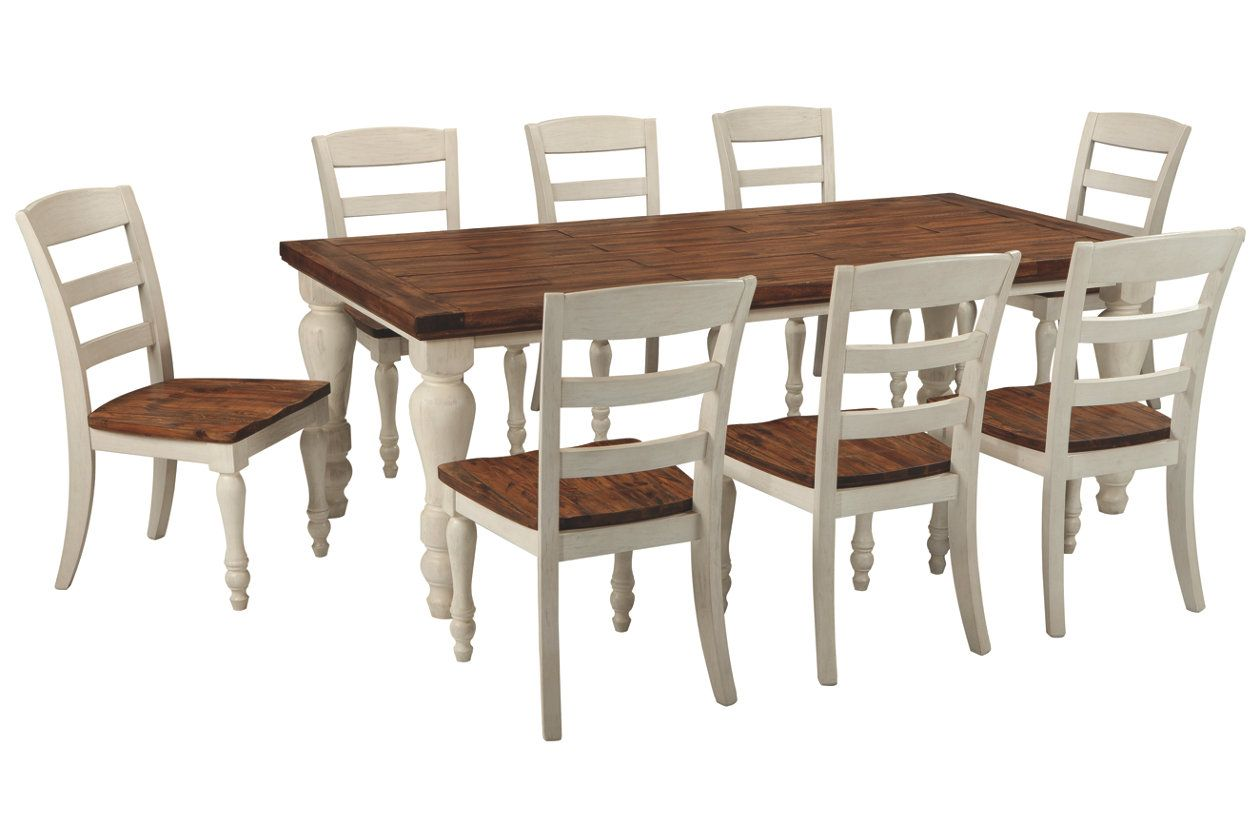 marsilona dining room chair ashley furniture homestore
