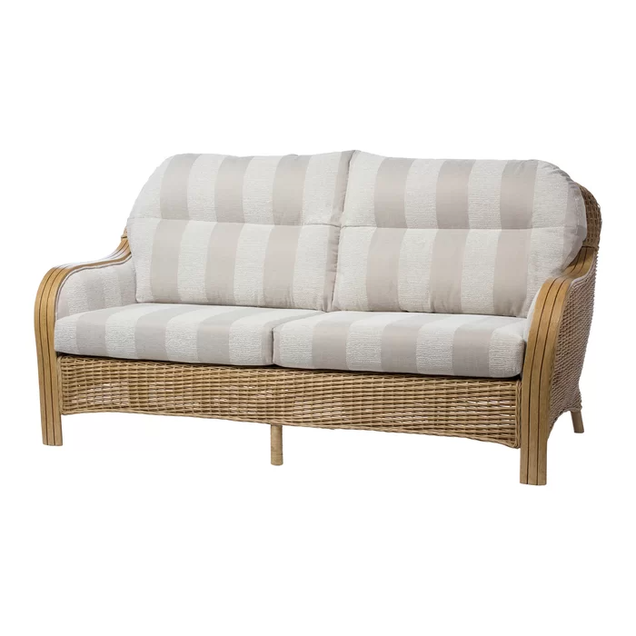 Beachcrest Home Darrow 3 Seater Conservatory Sofa | Wayfair.co.uk