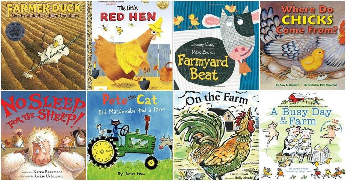 13++ Animal books for preschoolers ideas