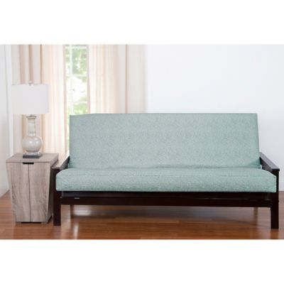 Siscovers Lana Loveseat Futon Cover In Capri