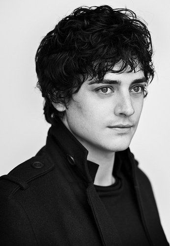 Aneurin Barnard   a very South Welsh ( Silure) beauty. Found a Silurian! Dark haired, and beautiful.