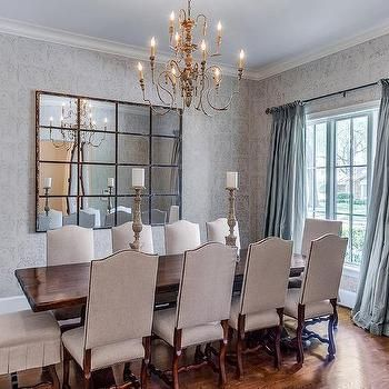 Pleasing Pleated Skirted Dining Chairs French Dining Room Dining Ibusinesslaw Wood Chair Design Ideas Ibusinesslaworg