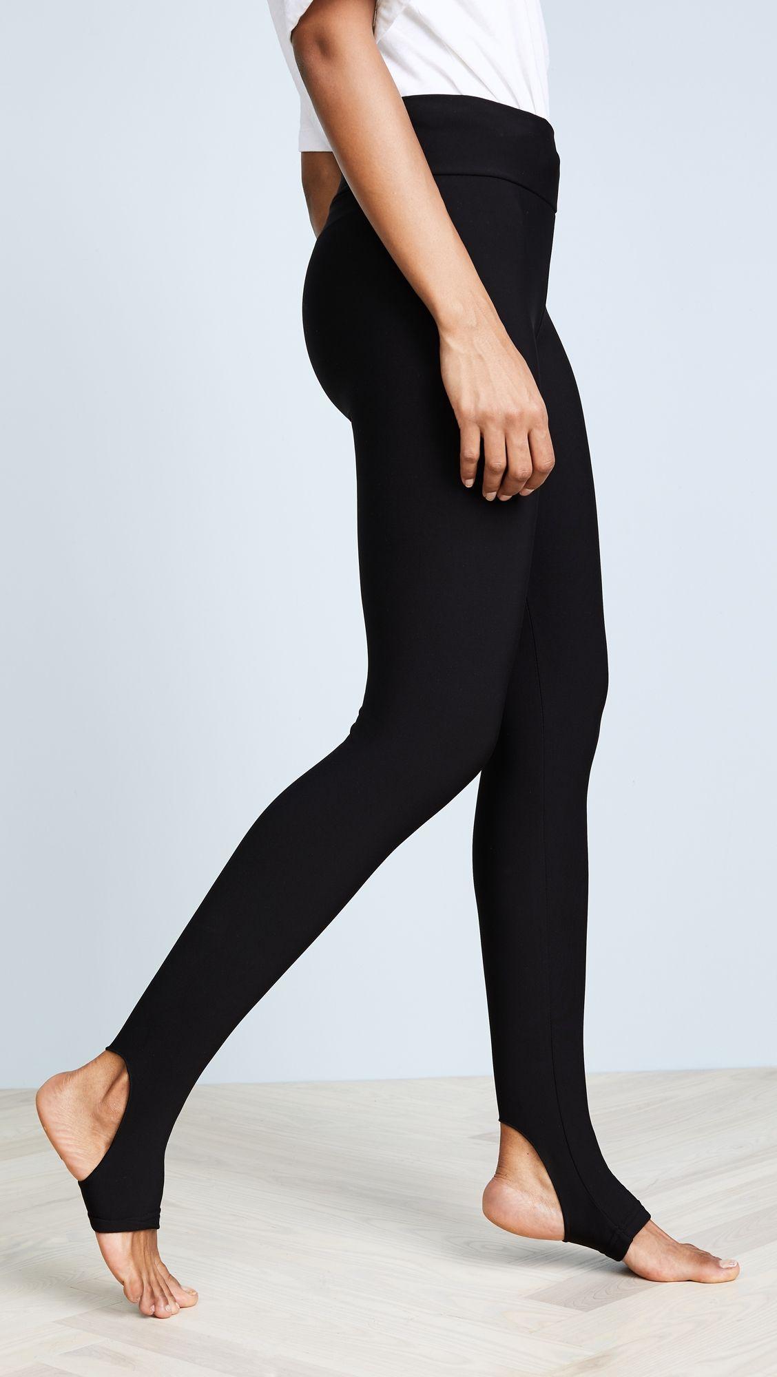 ed05a138e5d498 Plush Fleece Lined Stirrup Leggings | Products | Stirrup leggings ...