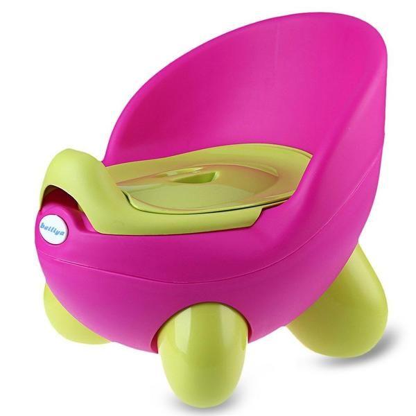 Qq Style Child Toilet Baby Toilet Seats Plastic Portable