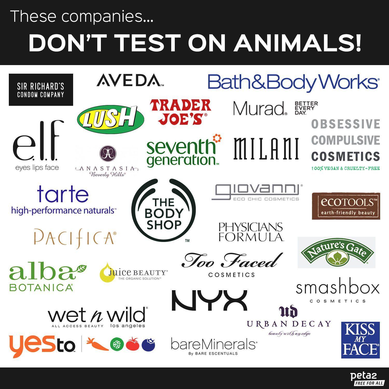 PETA Shares on Twitter Vegan beauty review, Vegan beauty
