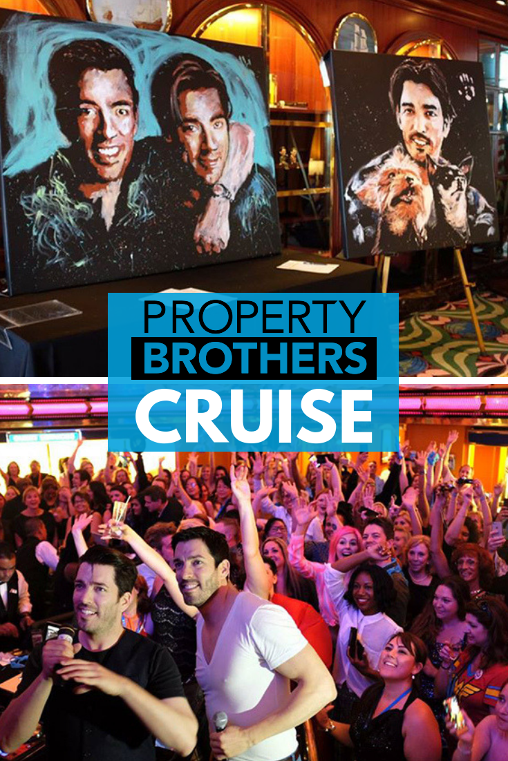 Inside The Property Brothers Cruise: 5 Things To Know