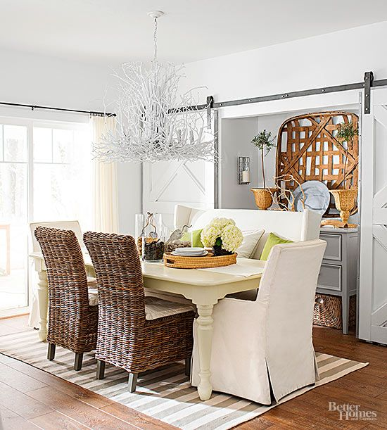 Rooms That Say Fall Dining Room Inspiration Home Interior