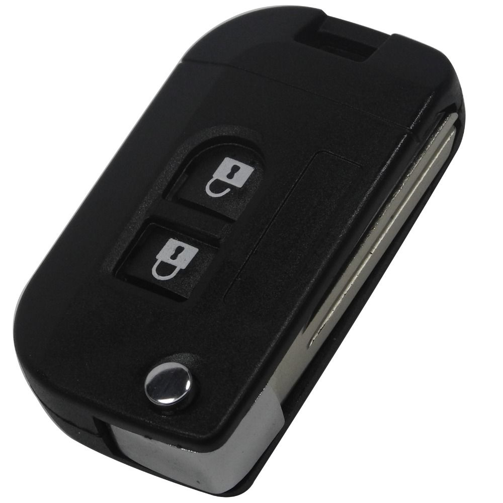 Flip Folding Remote Key Shell Car Case Fob Cover for