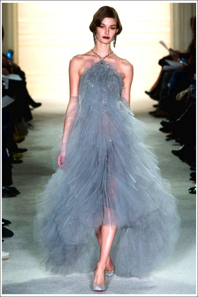 Marchesa Herbst-Winter New-New Kollektion - 2020 | 쿠튀르, 패션 ...