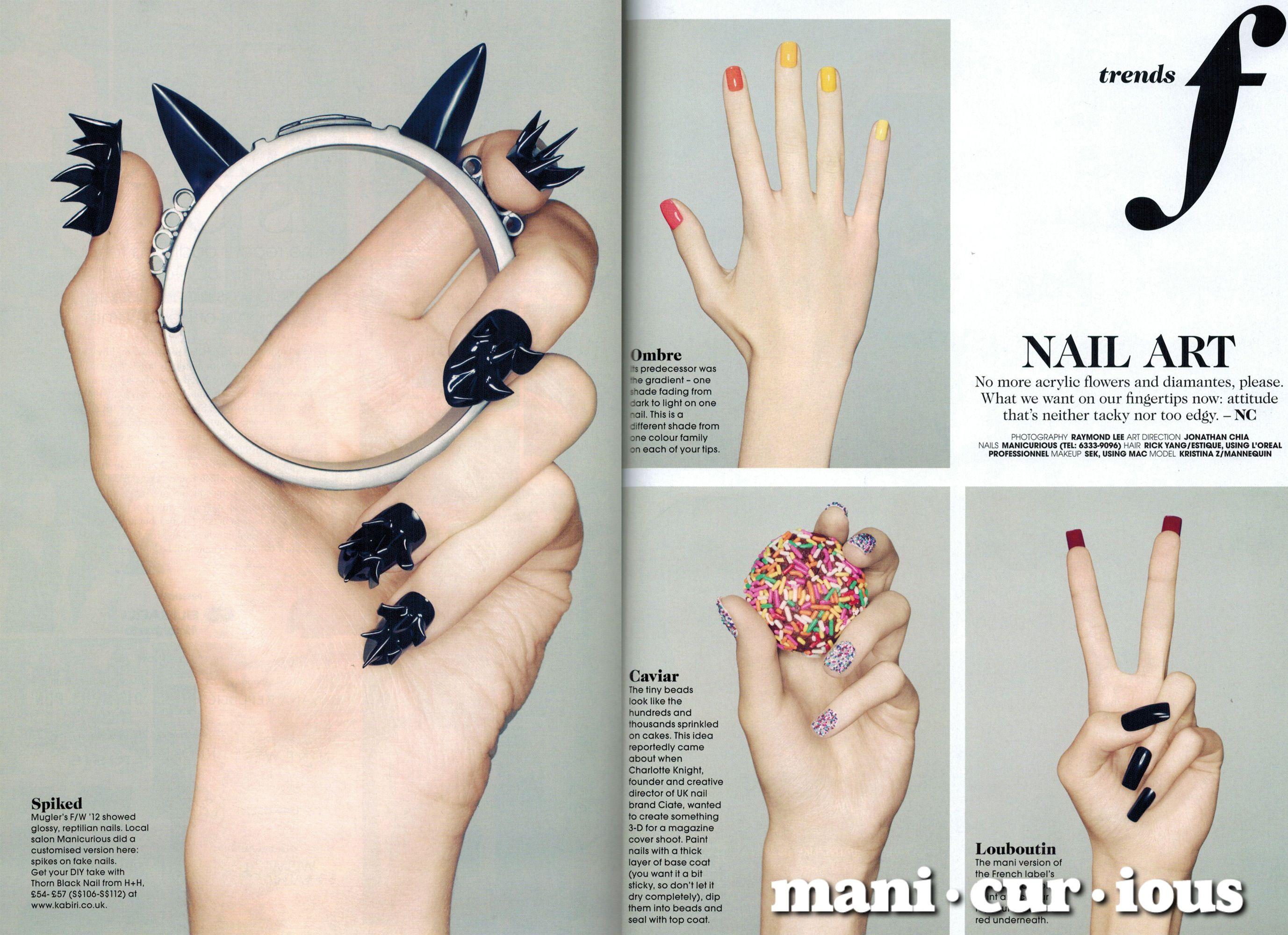 female magazine