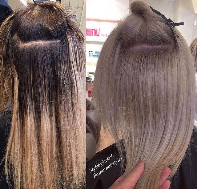 Photo of Light brown/dark blonde hair