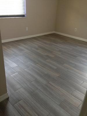 uploaded photo groutable vinyl tile