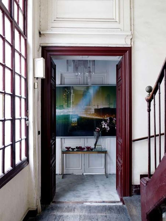 Painted Door Inspiration