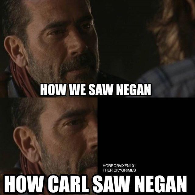 Walking Dead Memes Negan Edition Walking Dead Memes The Walking Dead Walking Dead Funny
