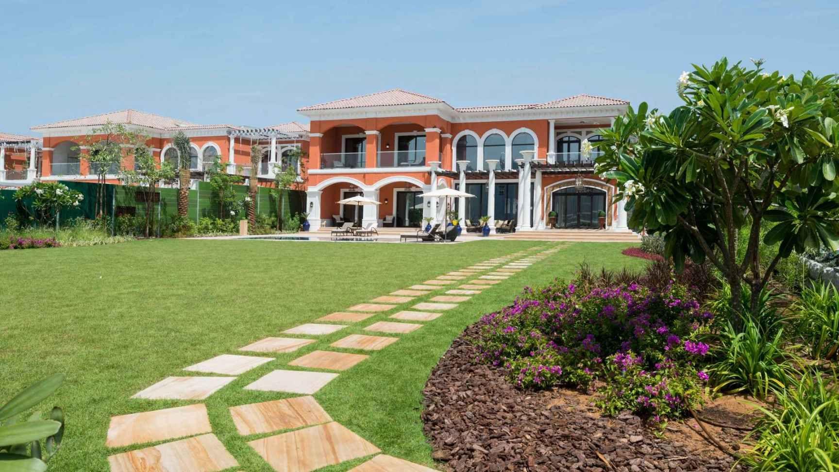Rooms: Luxury Villas & Apartments In Palm Jumeirah, Dubai For