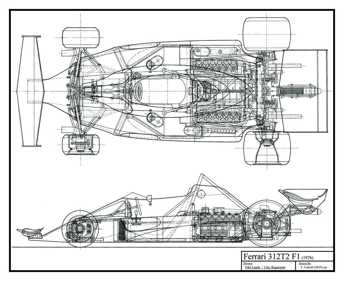 Ferrari 312t2 With Images