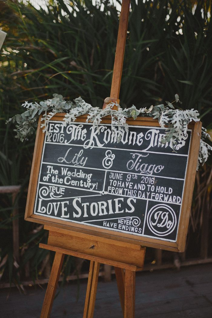 Lily and Tiago's Beautiful Bali Beach Wedding Small