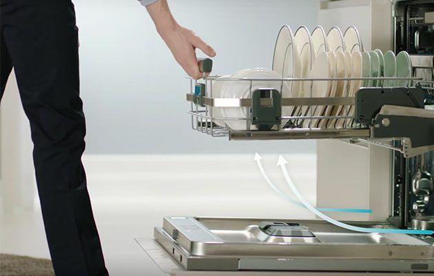 Electrolux Comfortlift Dishwasher Details 2inspire