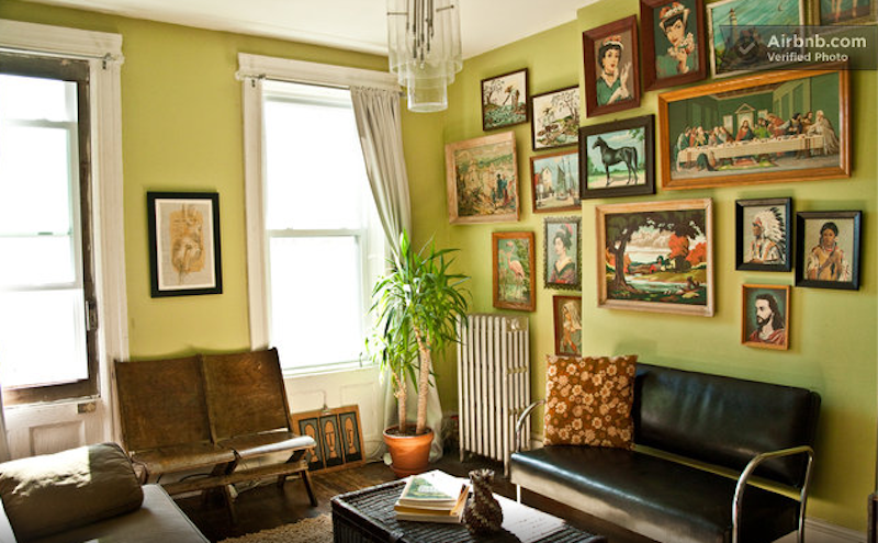 The 15 Coolest Airbnb Rentals In New York City Home