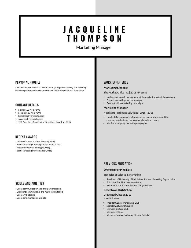 Resume tips templates, how to find them easily? It is