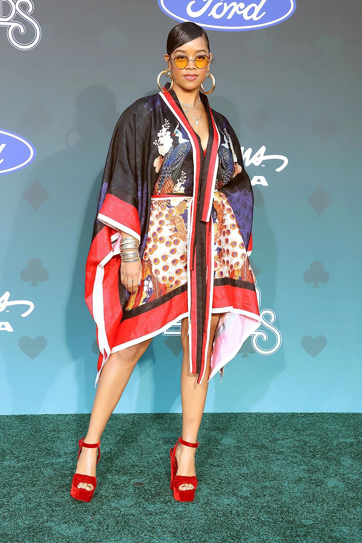 2019 Soul Train Awards' Red Carpet Photos Hollywood Life