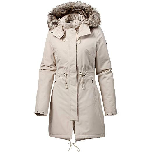 Women´s The Zaneck Winterjacke Parka Damen North Face Beige Nn0m8wvO