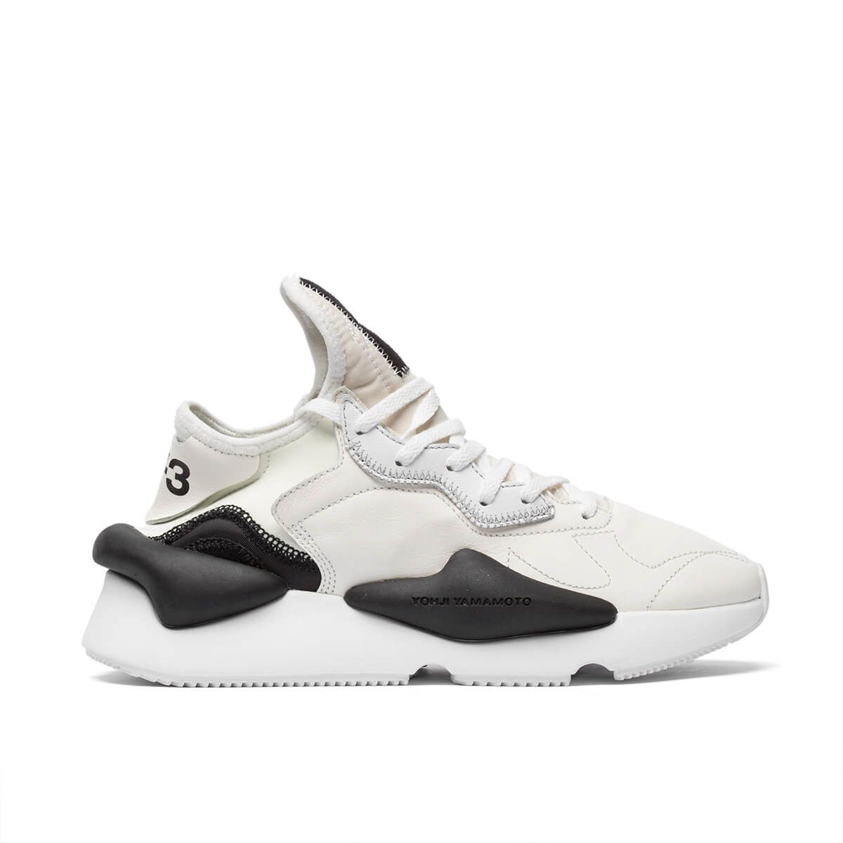 72891308e47 Kaiwa sneakers from the Pre-Fall 2018 Y-3 by Yohji Yamamoto collection in  white