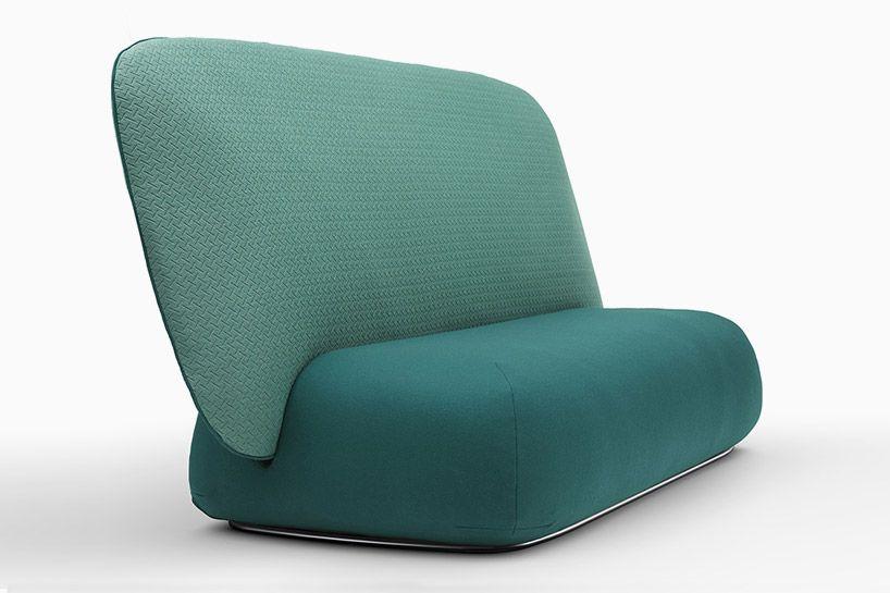 Skrivo Soft Line Compose Rearrangeable Halo Seating System Sofa Design Furniture Design Furniture Inspiration