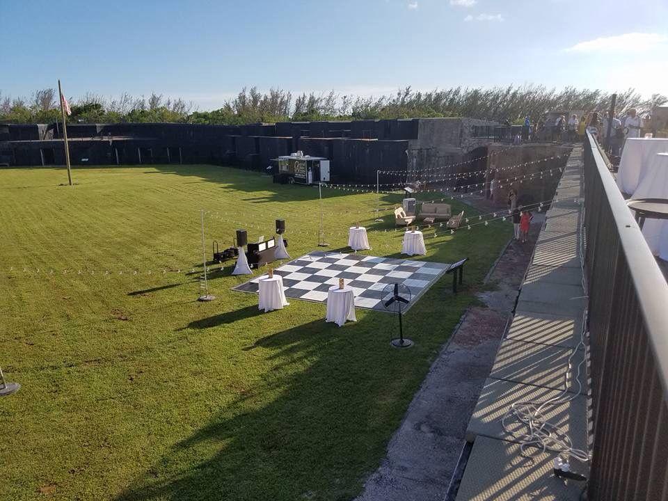 Set up shot Field, Baseball field, Soccer field