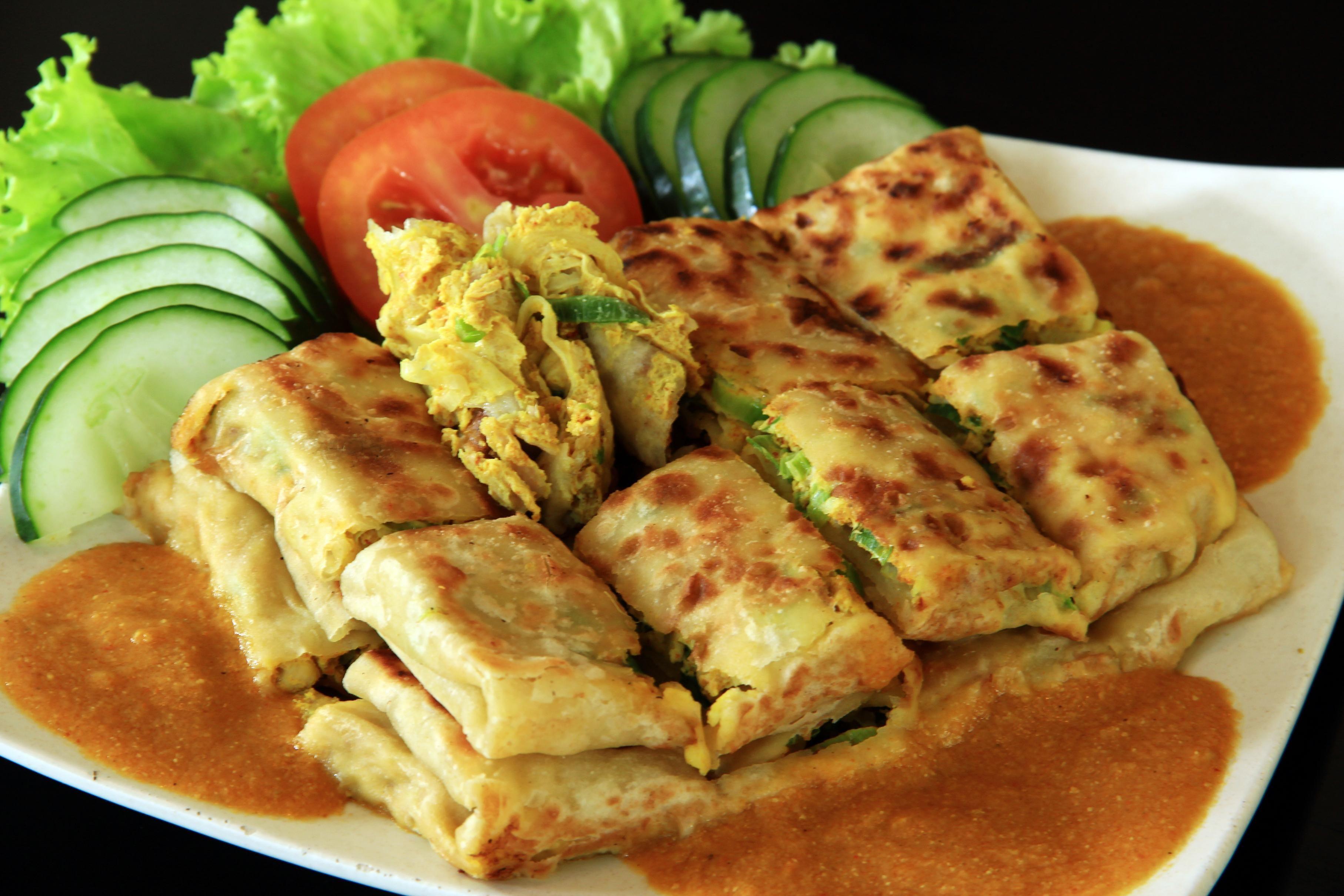 Martabak India W Sauce Resep Masakan Malaysia Resep Resep Masakan