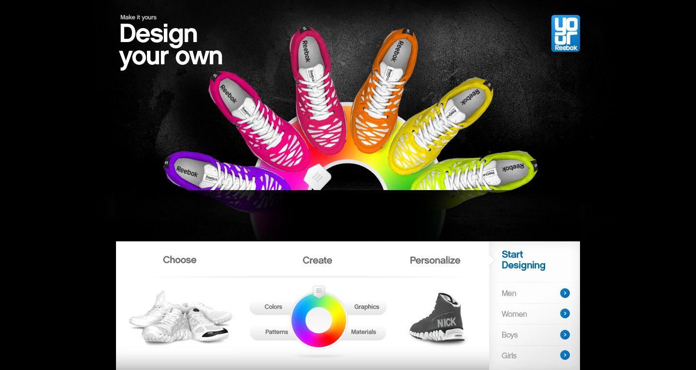custom own shoes