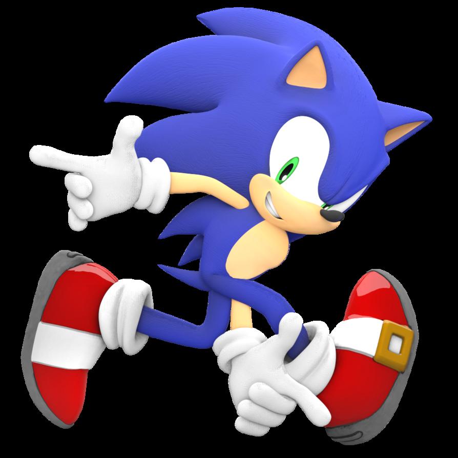 Sonic Adventure 1 Pose Remake By Nibrocrock