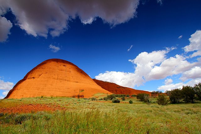 A land downunder. Australia!