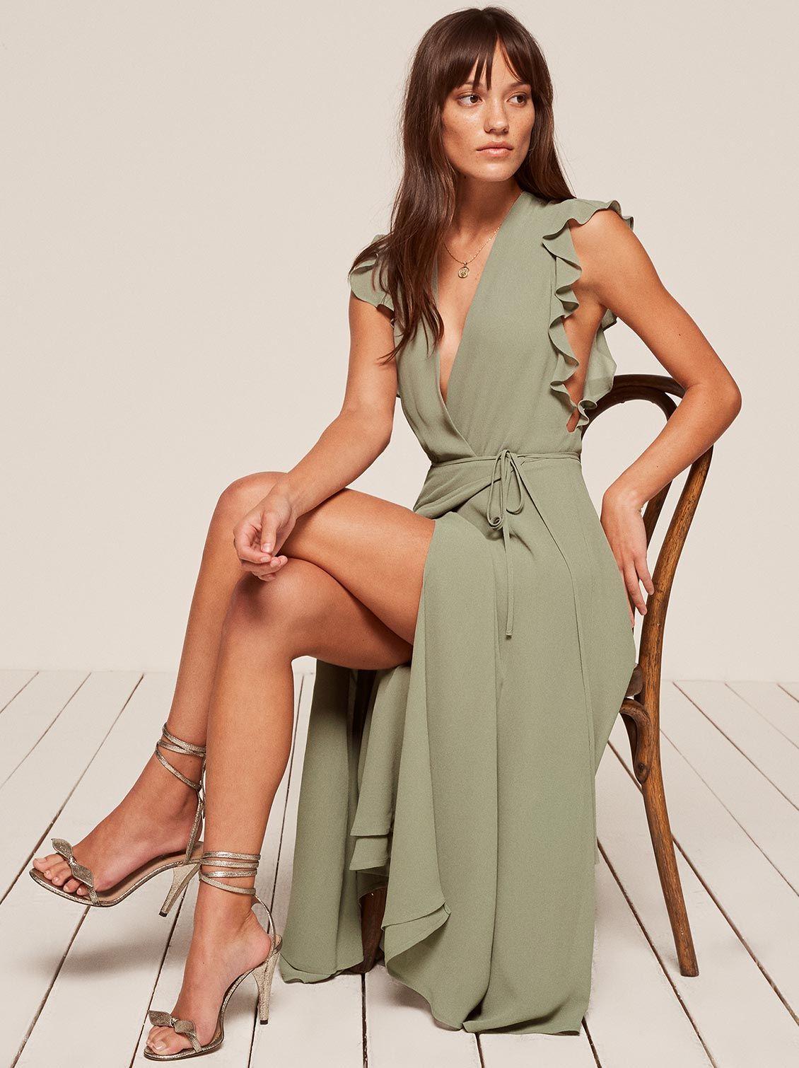 0f926fcf4 Reformation Geometric Fashion, Summer Dresses For Women, Casual Dresses,  Formal Dresses, Dope