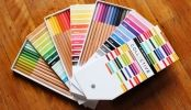 Clever Packaging Inspired By PANTONE Swatches Showcase Every Color Pencil Easily - DesignTAXI.com