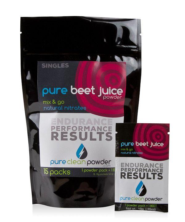 Found: Pure Clean Powder's Beet Juice Powder