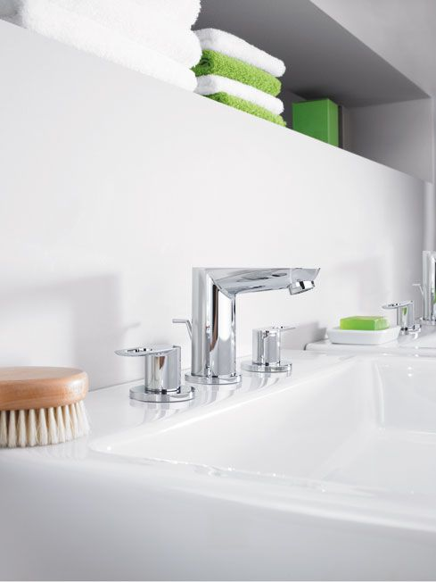 Grohe Bauloop 3 Hole Bathroom Faucet Basin Tap See More At Http Www Us 15200 Faucets
