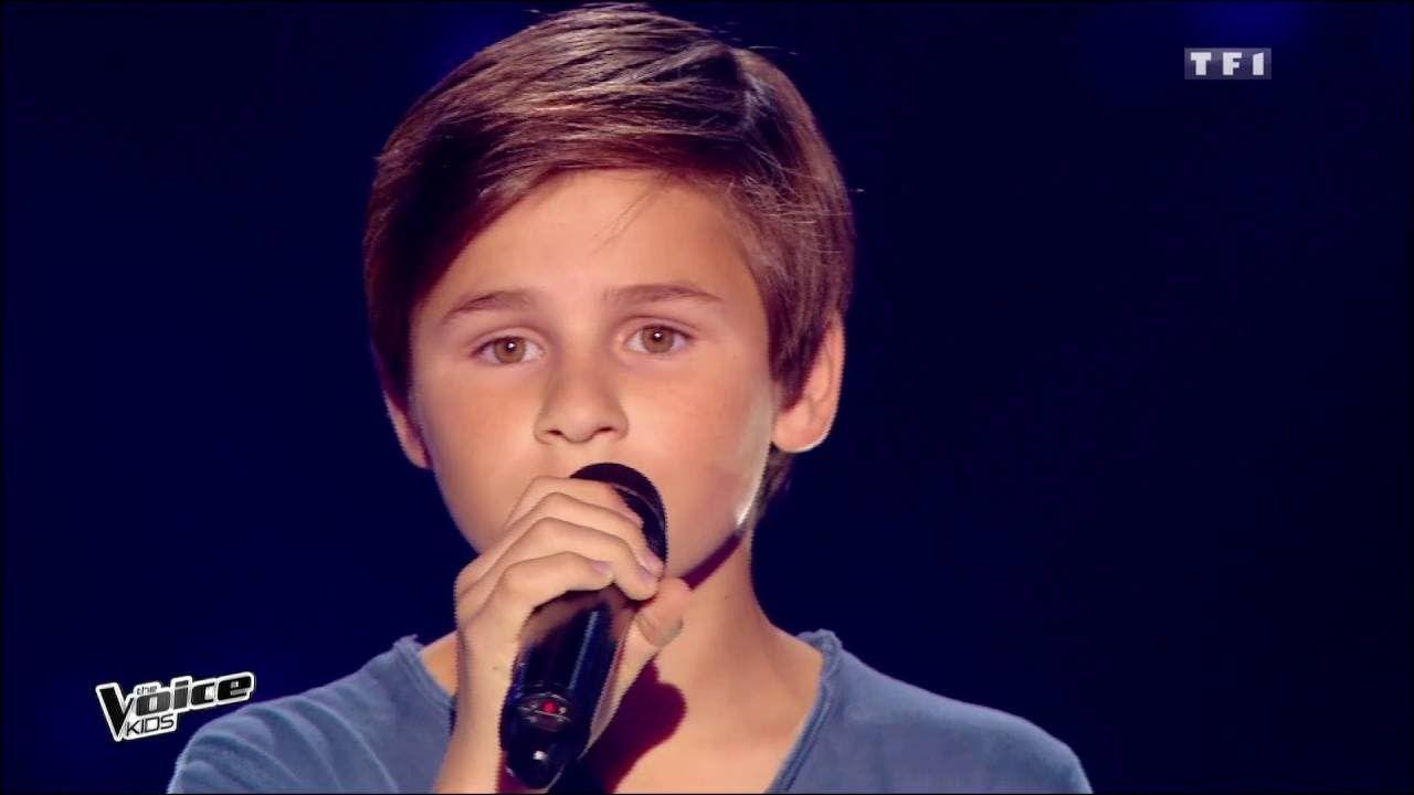 The Voice Kids 2015 Martin Qui A Le Droit Patrick Bruel Blind Au Patrick Bruel Bruel The Voice