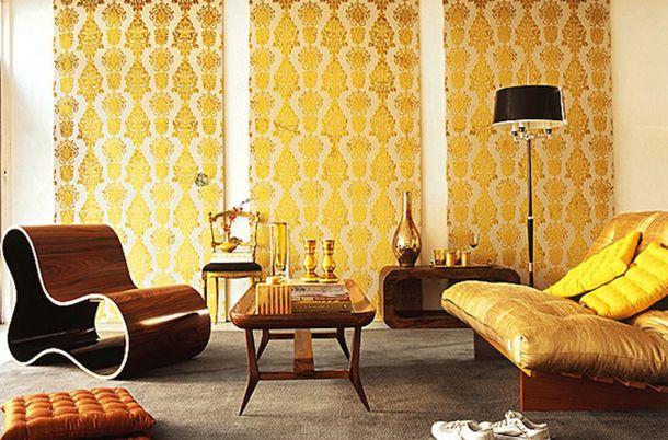 #Decoração Dourada é sinônimo de elegância e beleza. Ideias no blog >> http://montacasa.gudecor.com.br/blog/decoracao-dourada/